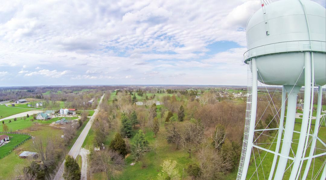 Farmdale District Water Tower | Franklin County, Kentucky
