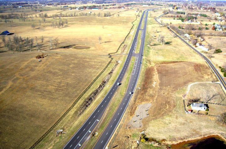 Harrodsburg Road (US-68) | Jessamine County, Kentucky