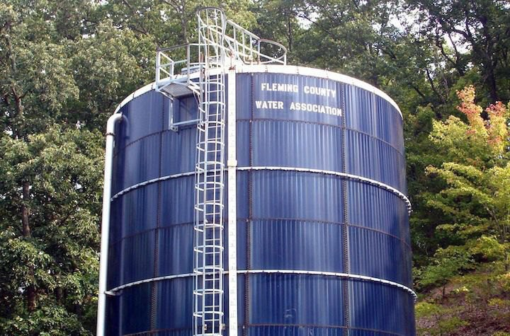 Regional Water Commission - Fleming, Lewis & Mason Counties, Kentucky