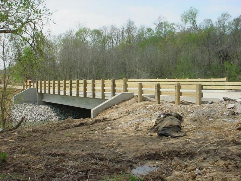 Charlestown State Park Improvements (Charlestown, IN)